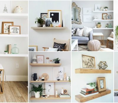 The Ultimate Shelf Styling Tips That Experts Stick To