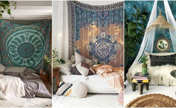 Tips For Creating Bohemian Bedroom That Will Leave Everyone Speechless