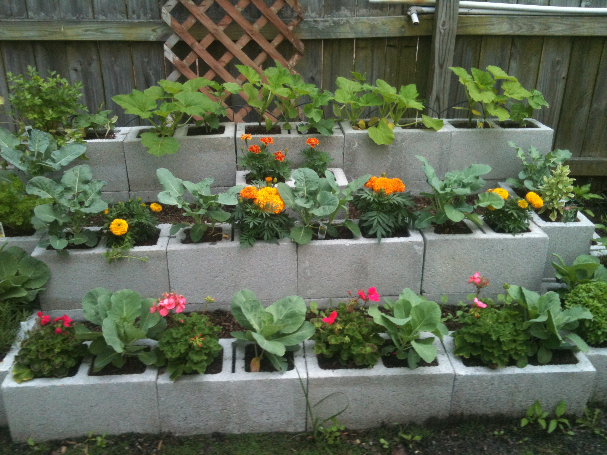 Cheap And Easy Diy Cinder Block Projects For Your Outdoor