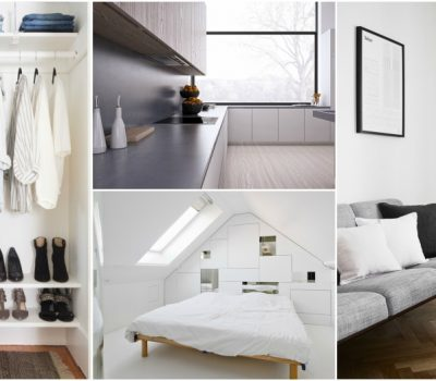 Clutter Free Home In 4 Easy Steps To Make Your Life Easier