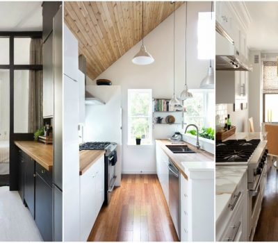 Galley Kitchen Is The Right Layout For Small And Narrow Spaces