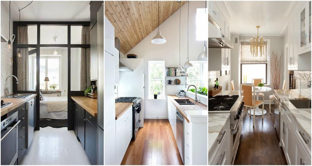 Best Way To Organize A Galley Kitchen