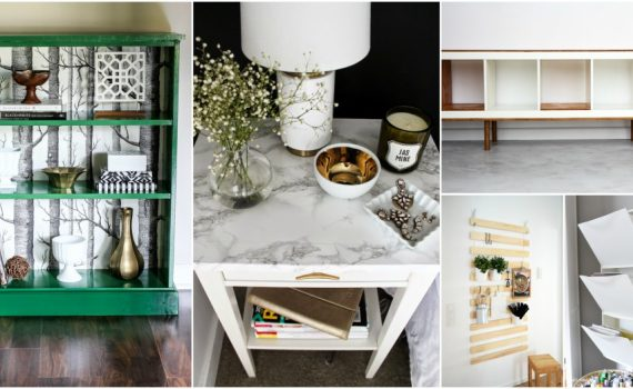 IKEA Furniture Hacks To Make Yours Look Different And Unique