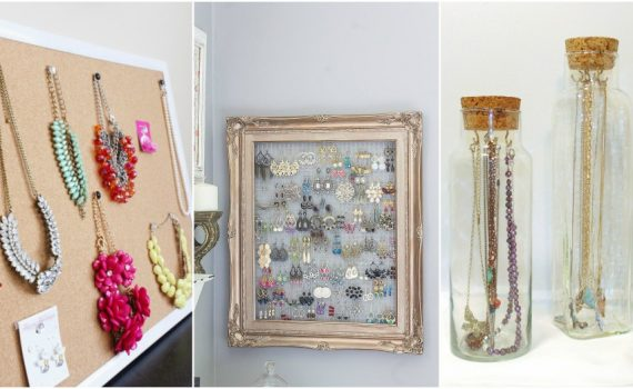 Stunning Jewelry Display Ideas To Keep Your Collection Tidy