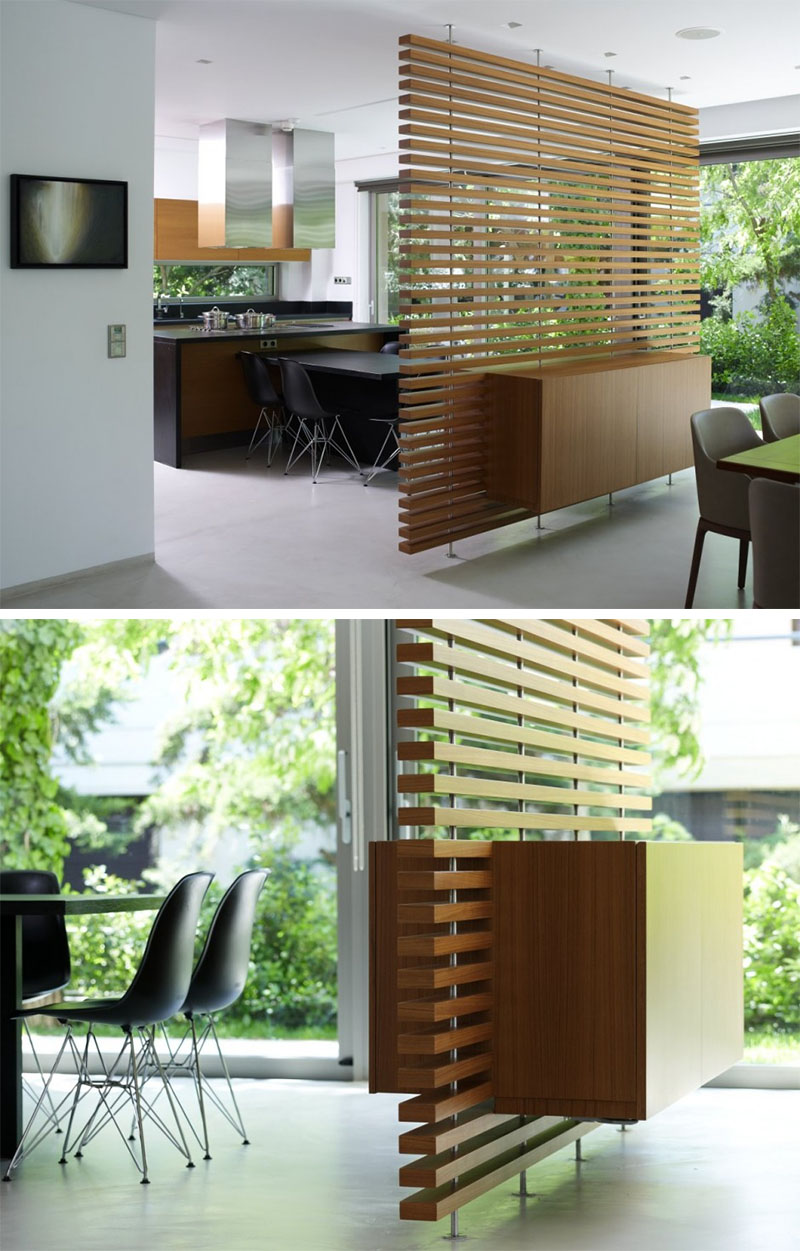 Designer Room Dividers: Room Divider Ideas To Create Separate Zones In Open Plan Homes