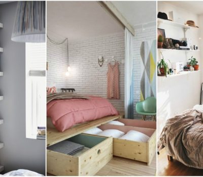 Small Bedroom Tricks For Maximizing The Space