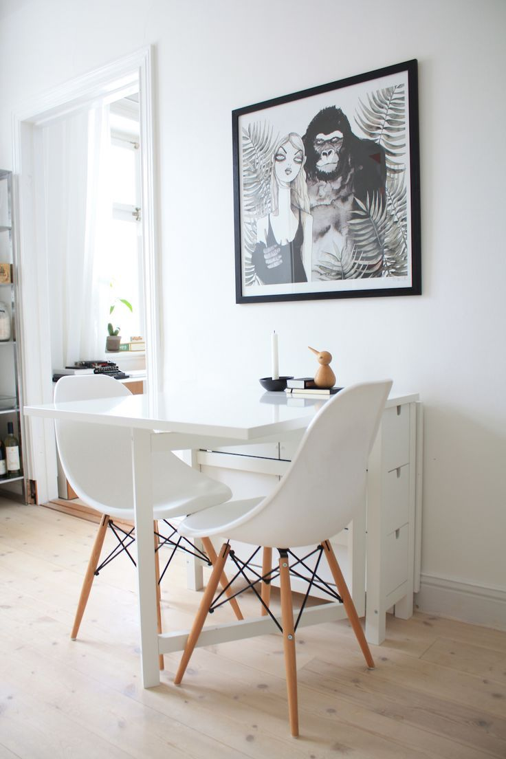 IKEA Dining Room Table for Small Space