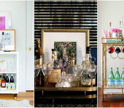 Small Home Bar Ideas To Make Your Home More Welcoming