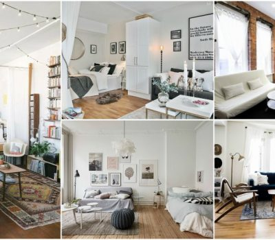 Brilliant Studio Apartment Tips To Make It More Comfortable
