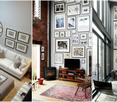Tall Wall Decor Ideas To Make The Space Warm And Harmonious