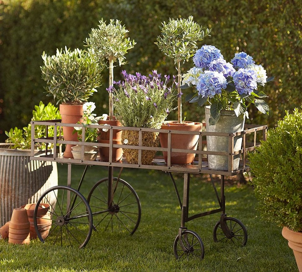 Vintage Garden Decor That You Can Easily Make By Yourself