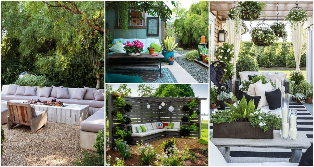 Wonderful Backyard Seating Designs To Convert Yours Into A Comfortable Zone