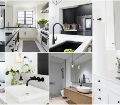 Black Matte Hardware To Add Elegance In Your Home