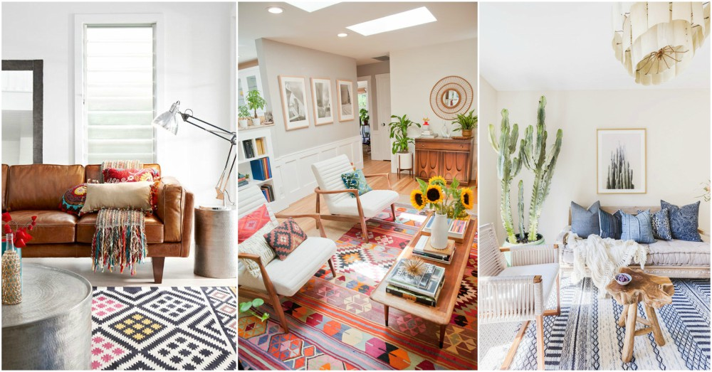 Boho Chic Interior Designs To Bring The Hippie Vibe In A