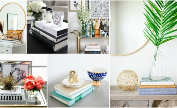 Book Styling Tips: Fascinating Ways To Decorate With Books