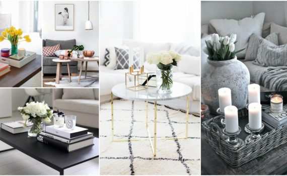 5 Essentials For A Stylish Coffee Table That Will Amaze Your Guests
