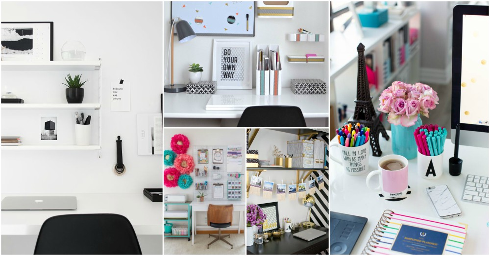 Clever Desk Organization Ideas To Keep It Clutter-Free
