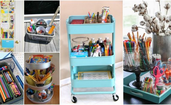 Easy DIY Homework Station Ideas That Increase Productivity