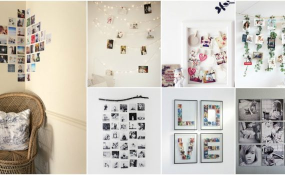 Fantastic Ways To Display Family Photos That Will Warm Your Heart
