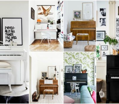 Professionals' Secrets: Piano Decor Ideas To Make Yours Pop