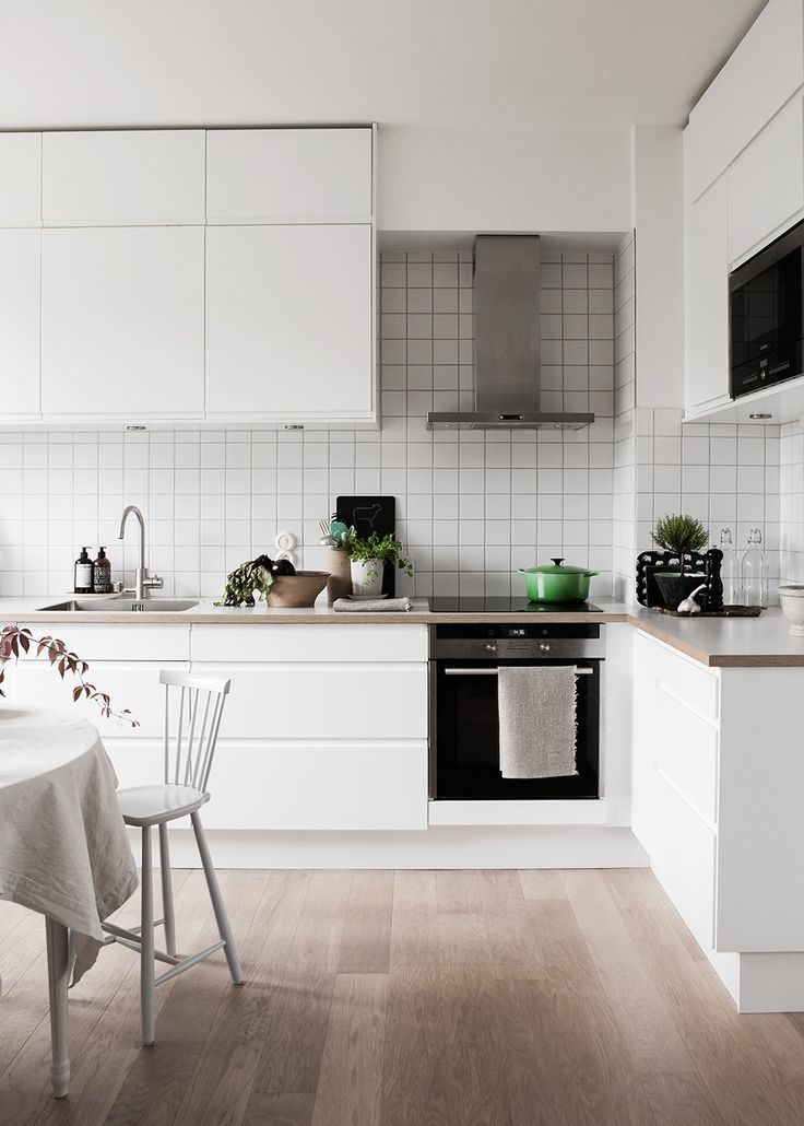 Kitchen Interior Ideas: Fascinating Scandinavian Kitchen Designs That Feature