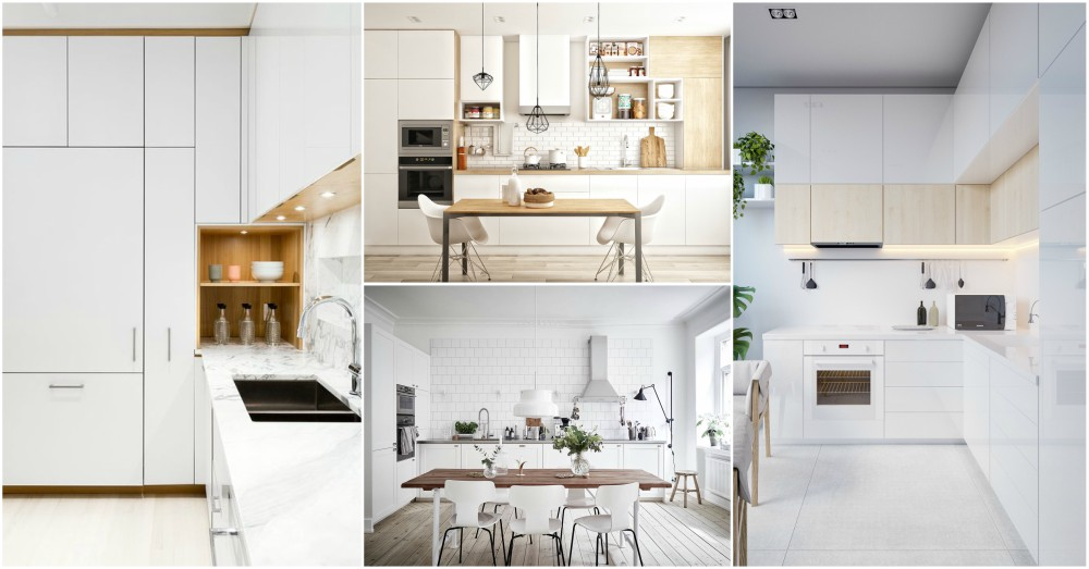 Fascinating scandinavian kitchen designs that feature simplicity and style Scandinavian kitchen designs