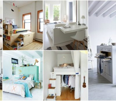 Creative Bed Ideas Ideal For Small Spaces