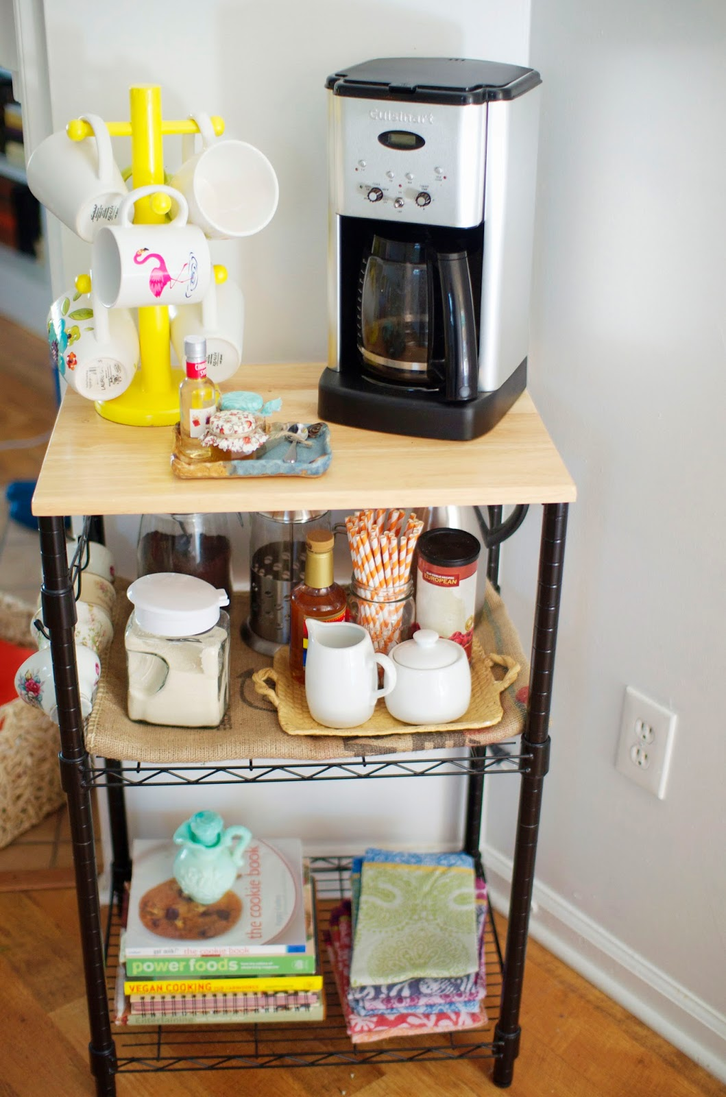Tea Station Ideas To Keep You Warm In The Cold Days