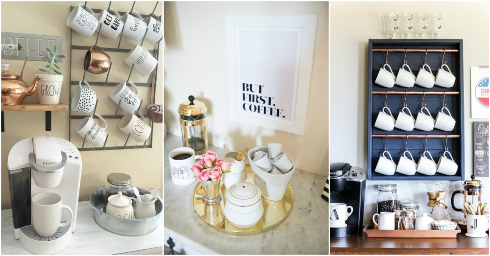 Tea Station Ideas To Keep You Warm In