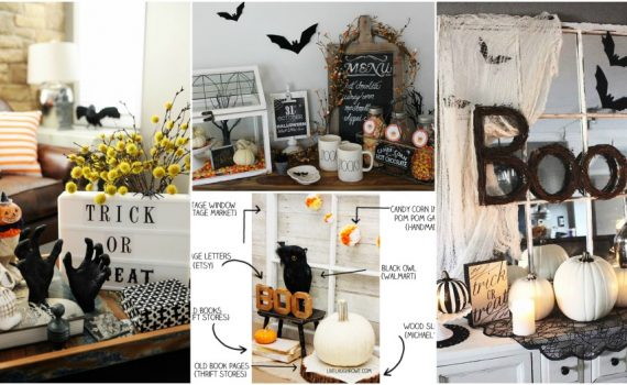 Crucial Tips For Styling Halloween Vignette Like A Pro