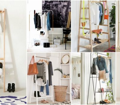 Clothes Organization Tricks For No More Piles In Your Bedroom