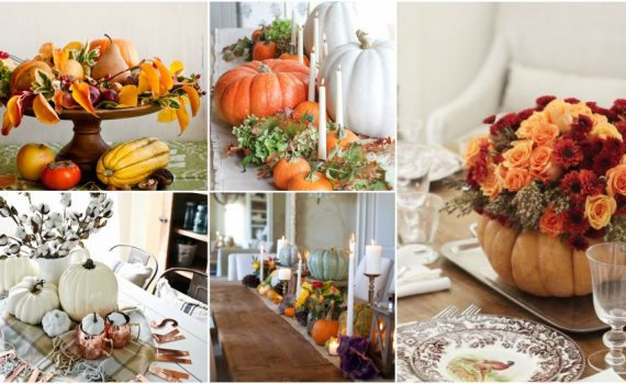 How To Style The Perfect Fall Centerpiece That Will Amaze Your Guests?