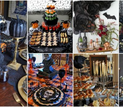 Halloween Party Ideas That Look So Spooktacular