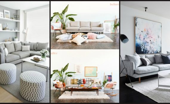 3 Fantastic Ways To Make Statement In Neutral Living Room