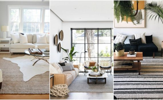 Rug Size Guide: How To Choose The Best One For Your Living Room?