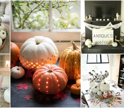 Pumpkin Decor Ideas That Look Incredibly Stylish