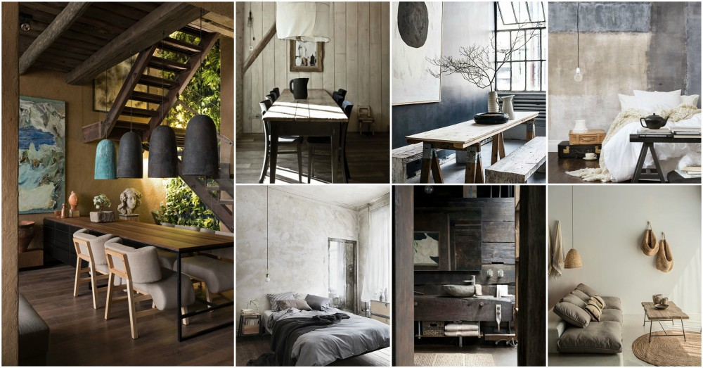 Wabi Sabi Interior Is The Ultimate Trend That Will Shake The Designers World In 2018 on Japanese Style Bedroom