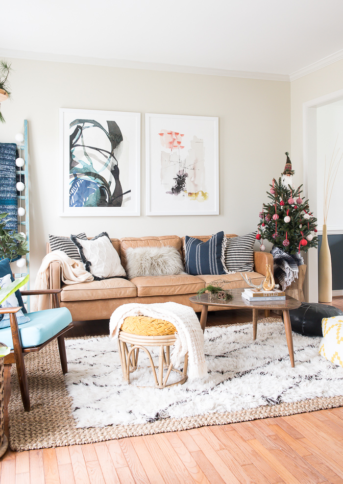 Living Room Christmas Decor Ideas And Tips For Bringing