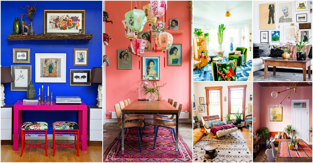 Eclectic Interior Design Ideas And Smart Tips For Implementing It