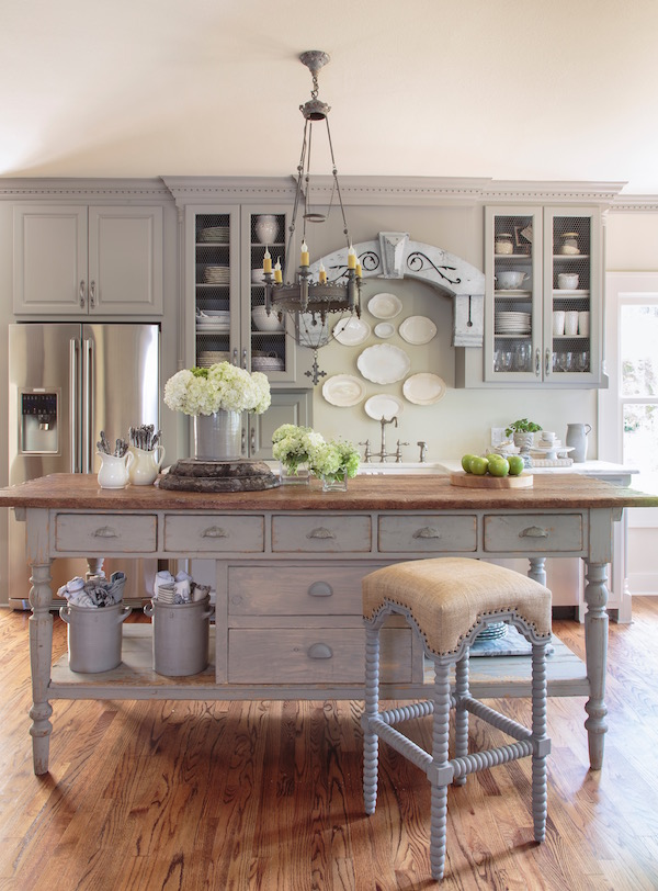 Cozy French Country Kitchen Designs For The Ones That Love ...