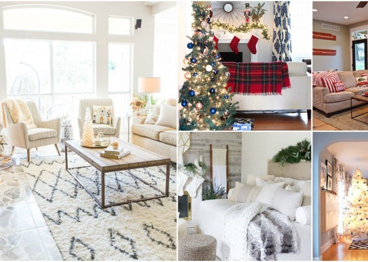 Awesome Christmas Living Room Ideas And The Best Tips For Decorating