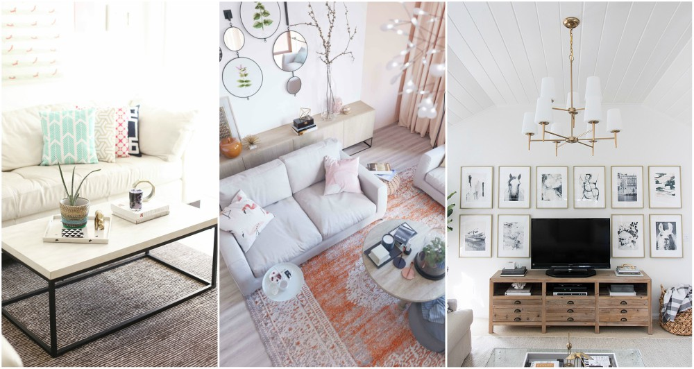 3 crucial tricks for living room styling like a pro - Living Room Styling
