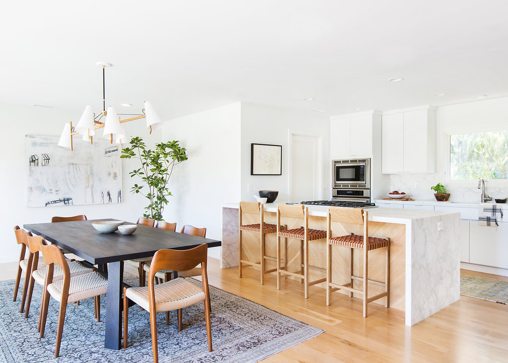 Source Warm Wood Tones Are The Ones That Prevail In Mid Century Modern Kitchens