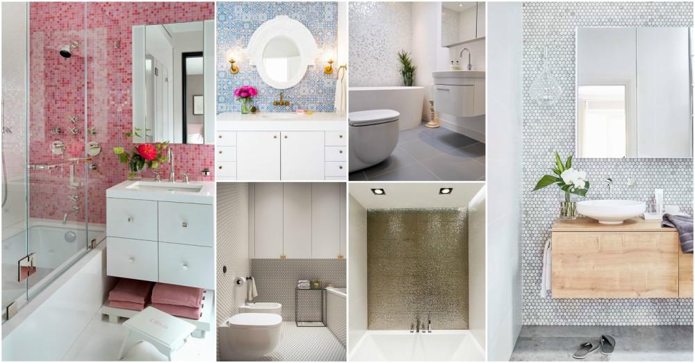 Mosaic Bathroom Tile Ideas To Bring Elegance In An Astonishing Way