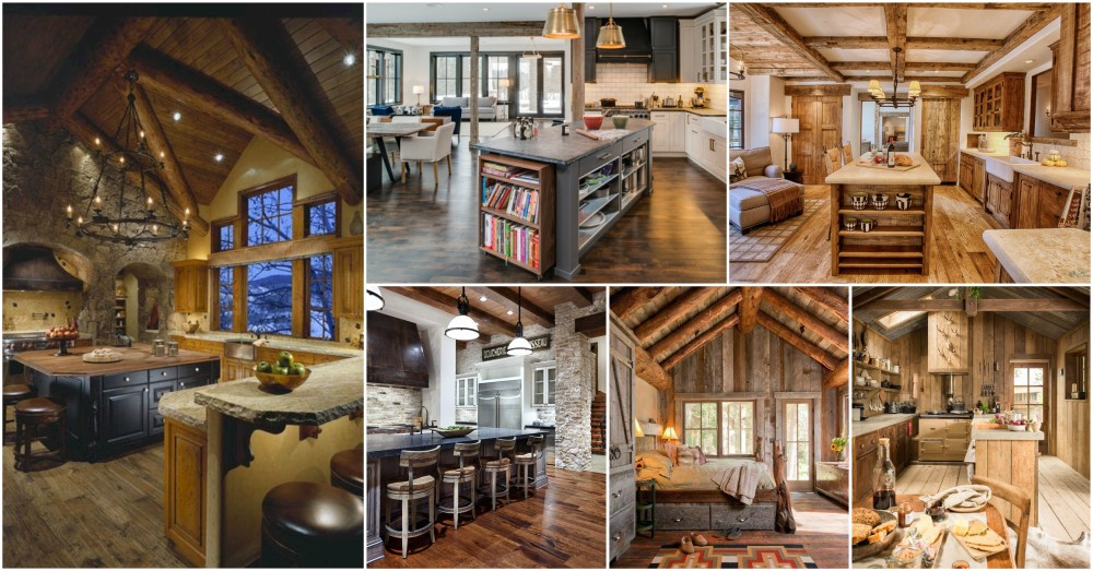 Basic rustic interior design tips for a cozy and warm look for Basic interior design tips