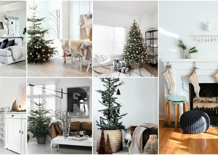 Scandinavian Christmas.Scandinavian Christmas Decor Ideas To Do It Like A Minimalist