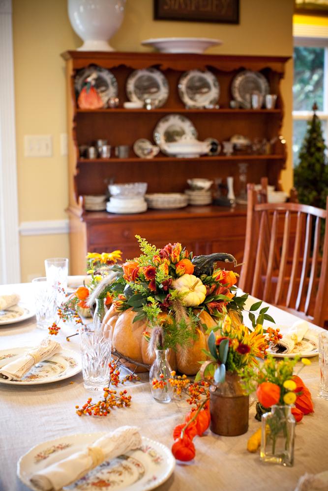 Easy diy thanksgiving centerpiece ideas for the festive