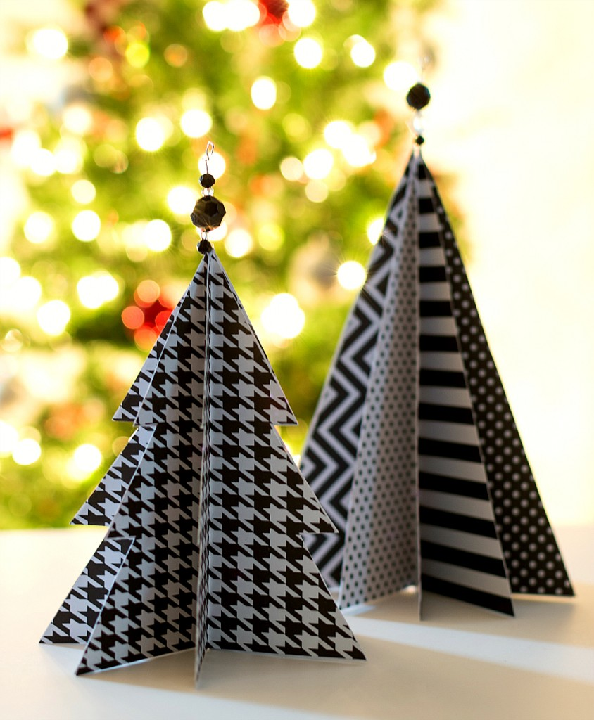 DIY Christmas Paper Decor That Anyone Can Make