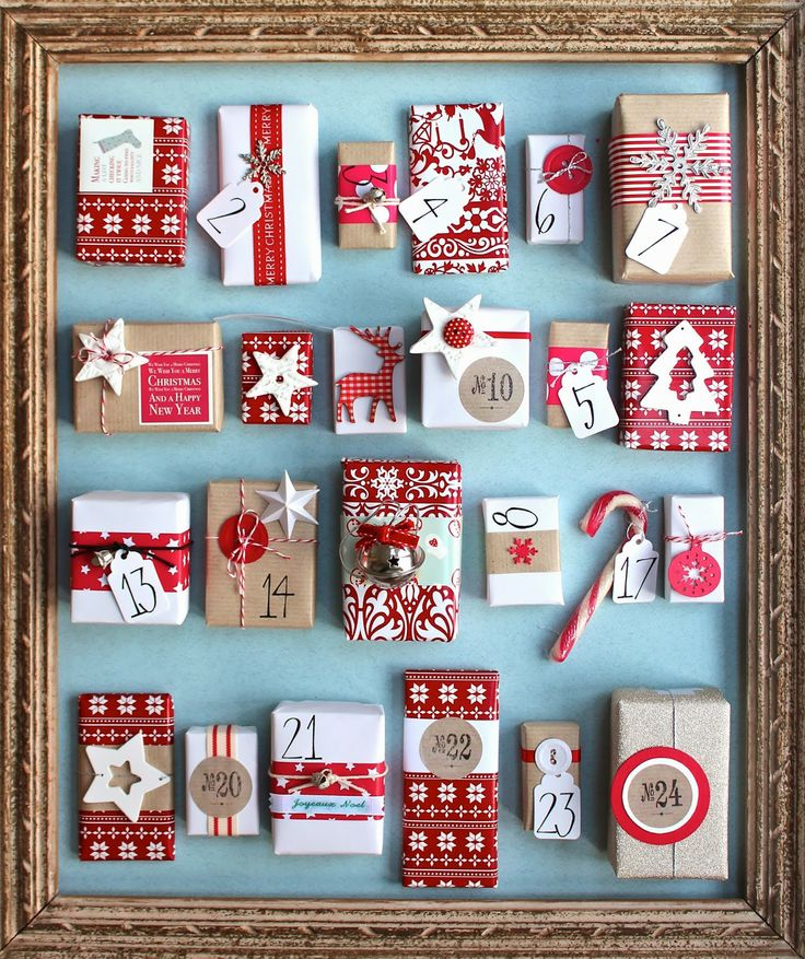 Diy Christmas Advent Calendar Ideas That Anyone Can Make