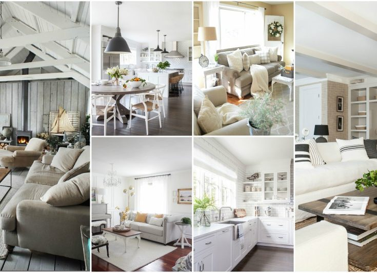 & Modern Farmhouse Interiors That Combine Style And Warmth